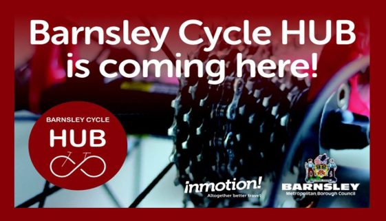 Barnsley Cycle HUB is coming to Goldthorpe