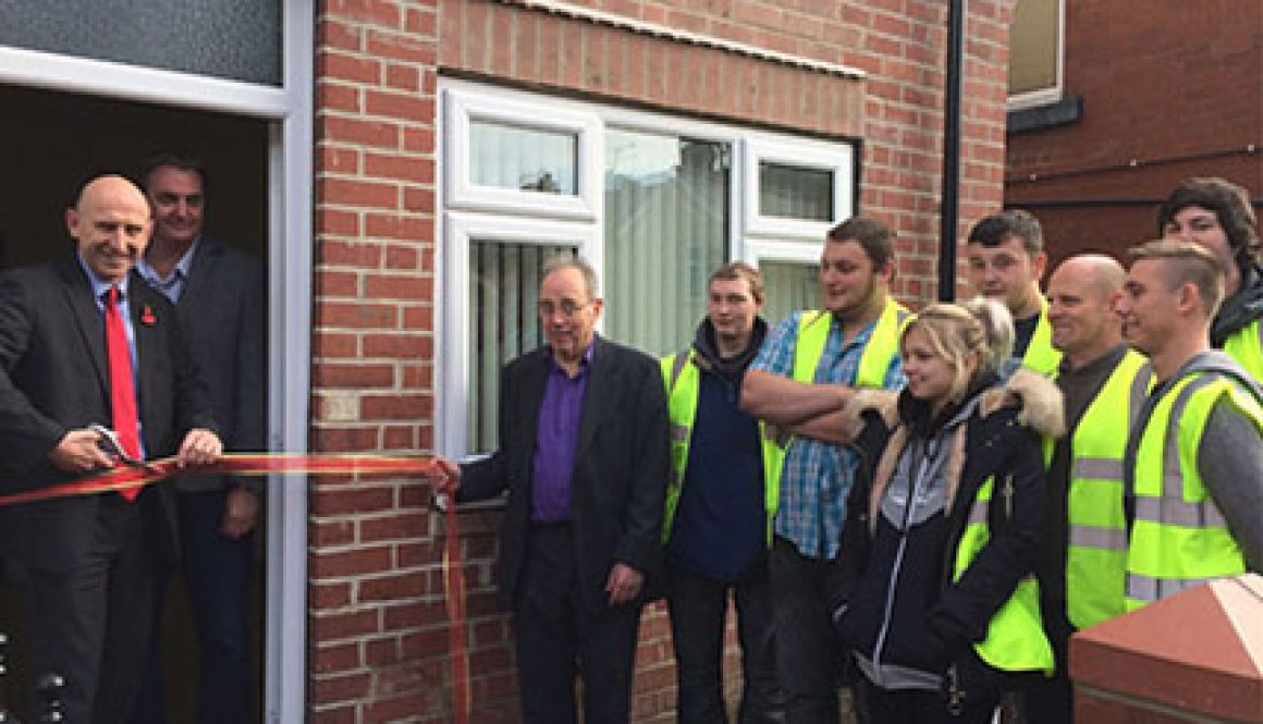 Dearne Community Housing Project