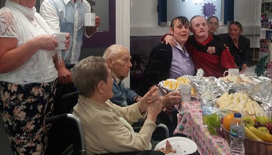 Gareths Gang Memory Cafe Goldthorpe
