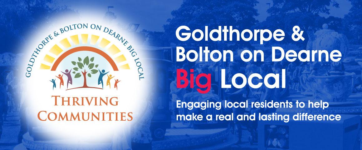 Goldthorpe Bolton Big Local Slide