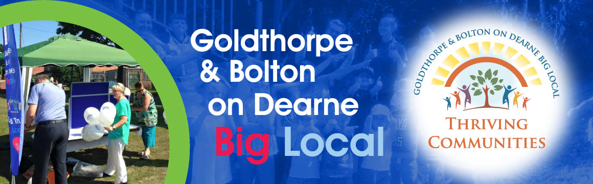 Goldthorpe Bolton Big Local Contact Us