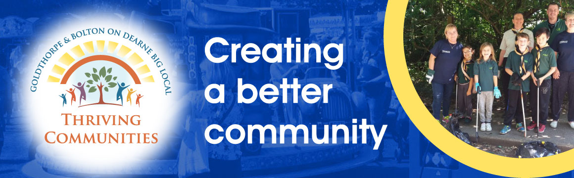 Our Vision - Creating a Better Community