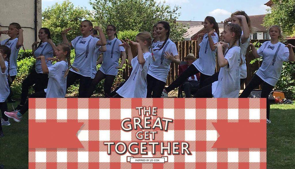 The Great Get Together Goldthorpe Bolton