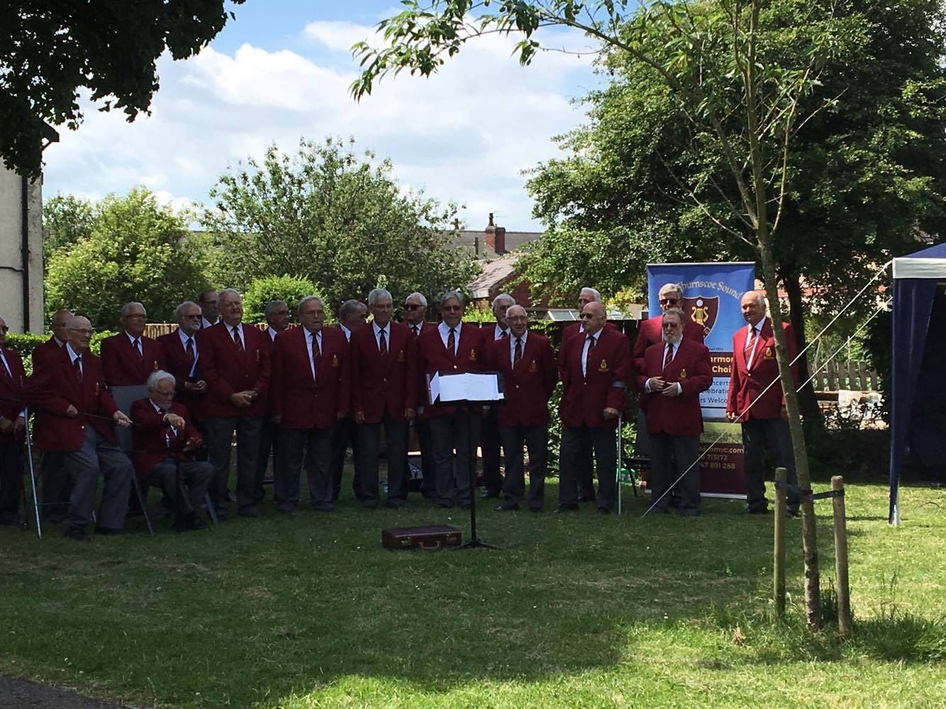 The Great Get Together - Thurnscoe Harmonic Male Voice Choir