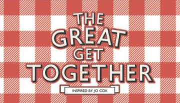The Great Get Together Picnic inspired by Jo Cox