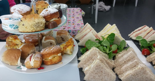 The Snap Tin Afternoon Tea