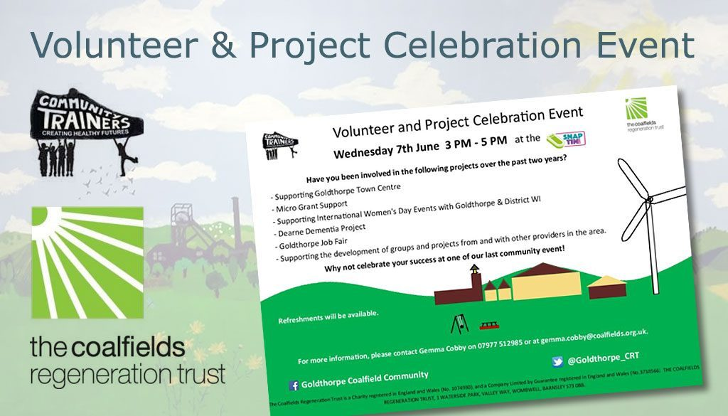 Volunteer & Project Celebration Event