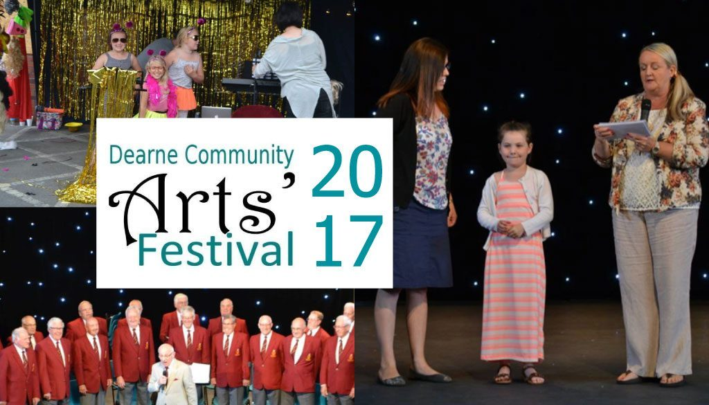 Big Local Dearne Community Arts Festival 2017
