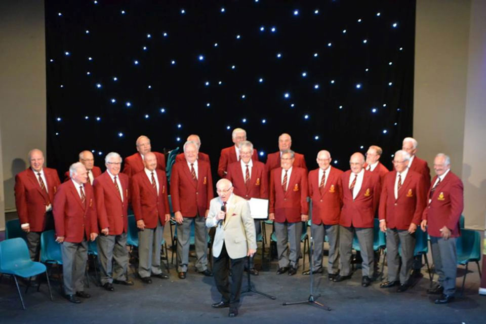 Thurnscoe Harmonic Male Voice Choir