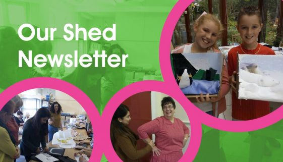 Our Shed Newsletter